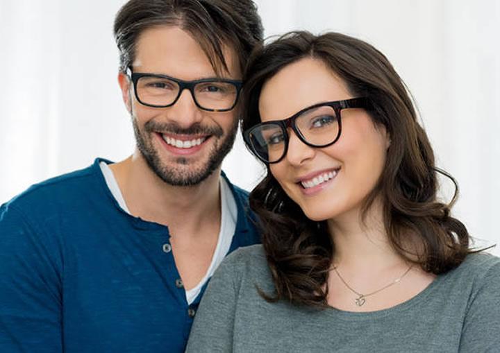 óculos graduados